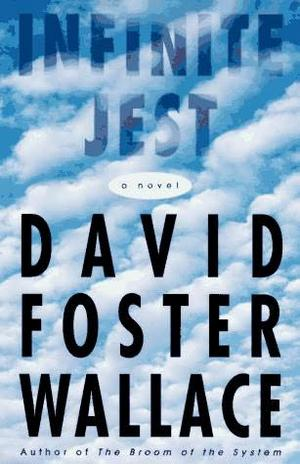 Infinite Jest David Foster Wallace 1st Hardcover w/o Jacket